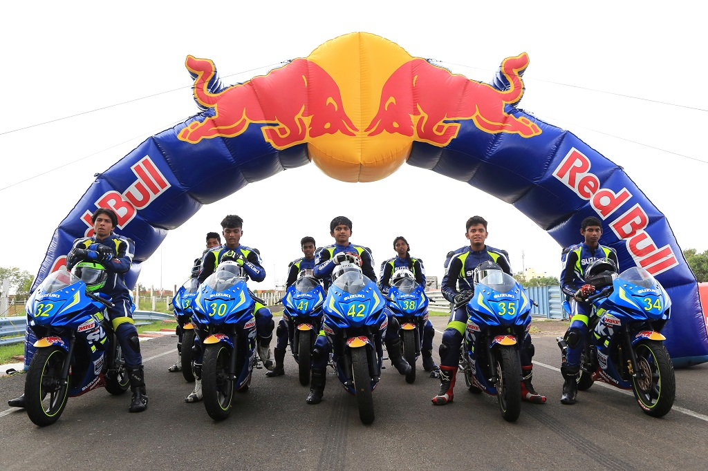 Participants of qualifier round of Red Bull Road to Rookies Cup (3)
