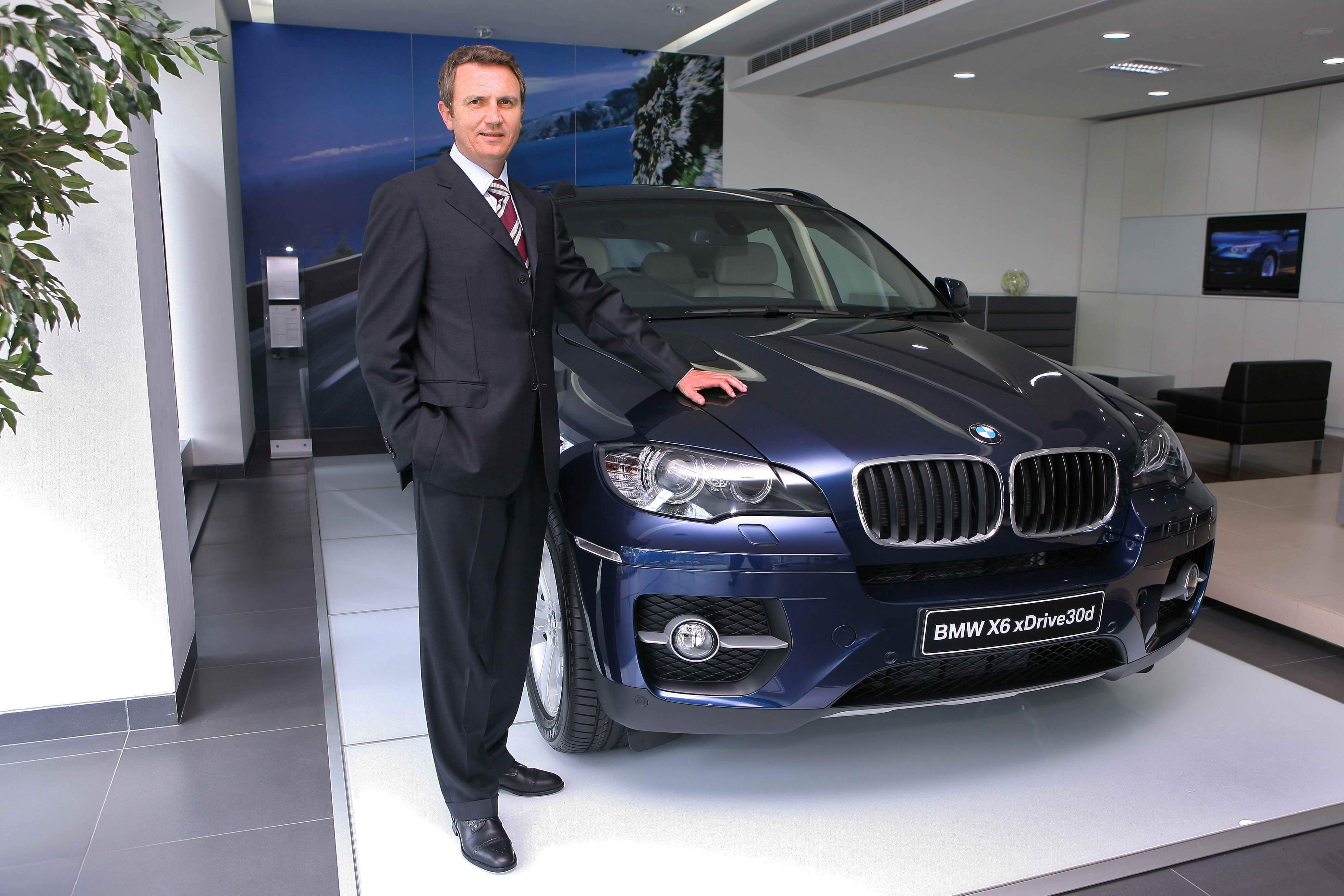 New Bmw Showroom And Workshop Launched In West Delhi By Deutsche