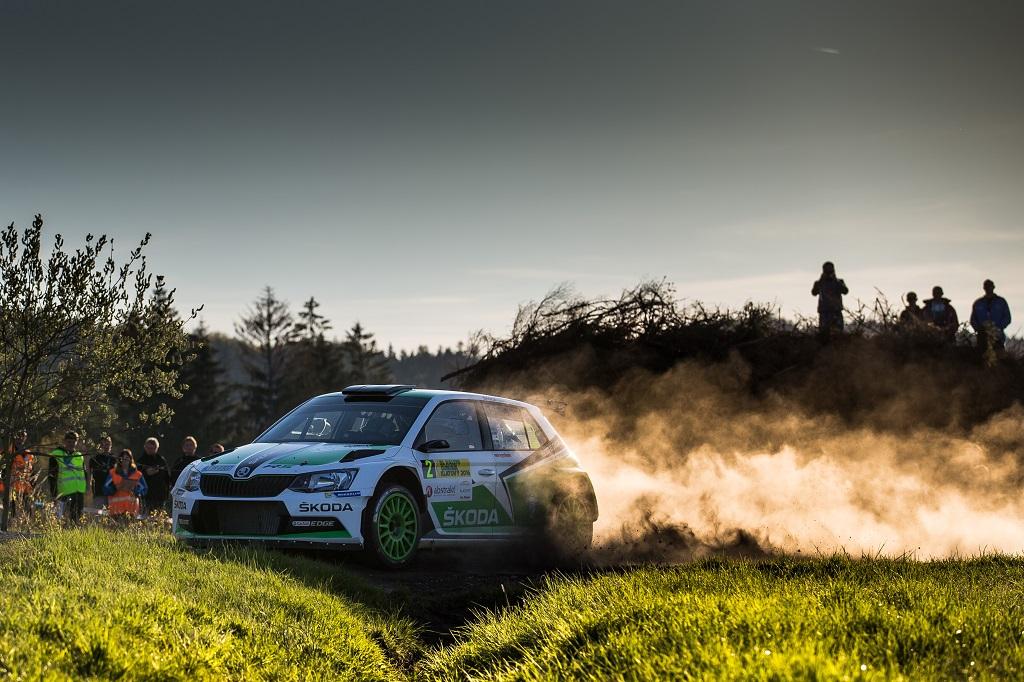 Rally Šumava 6508