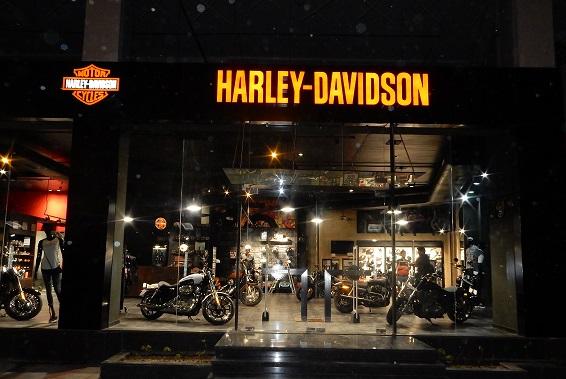 United Harley-Davidson dealership in Lucknow_ 1st dealership in Uttar Pr...