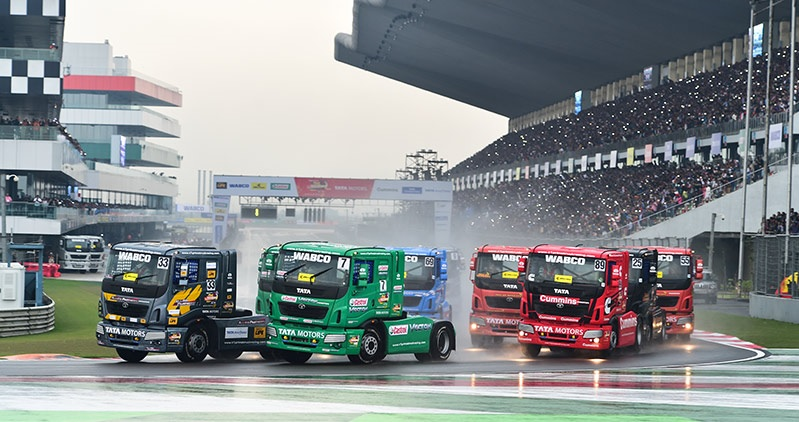WABCO continues its participation in Tata Motors' T1 PRIMA Truck Racing Championship 2016 as official Braking Technology Partner.
