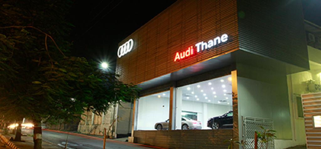 Audi Drives Into Thane First Luxury Car Manufacturer To Open A