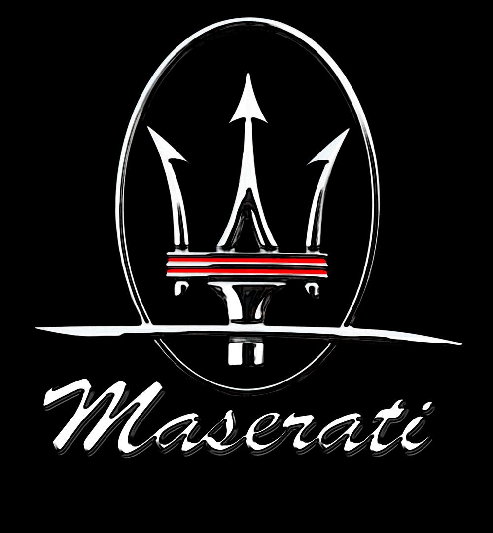 maserati logo auto news press