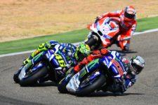 JORGE LORENZO SPA MOVISTAR YAMAHA MotoGP YAMAHA MotoGP  GP Aragon 2016 (Circuit Motorland Aragon) 23-25/09.2016   photo: MICHELIN