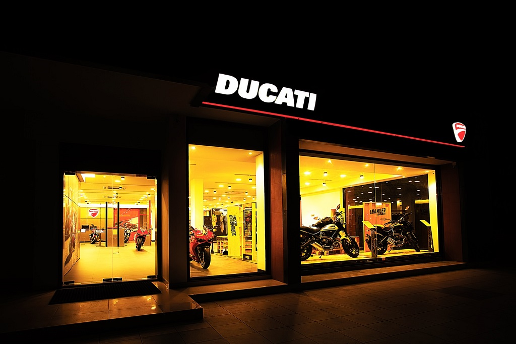 Ducati rides into Gujarat with a new dealership in Ahmedabad (2)