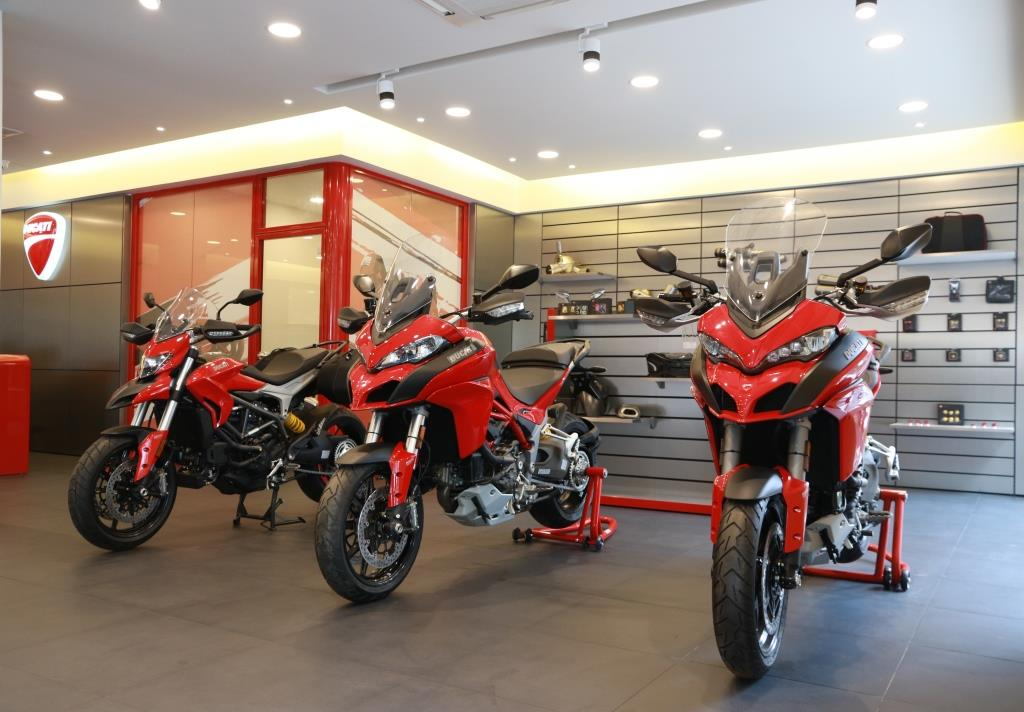 Ducati rides into Gujarat with a new dealership in Ahmedabad (3)