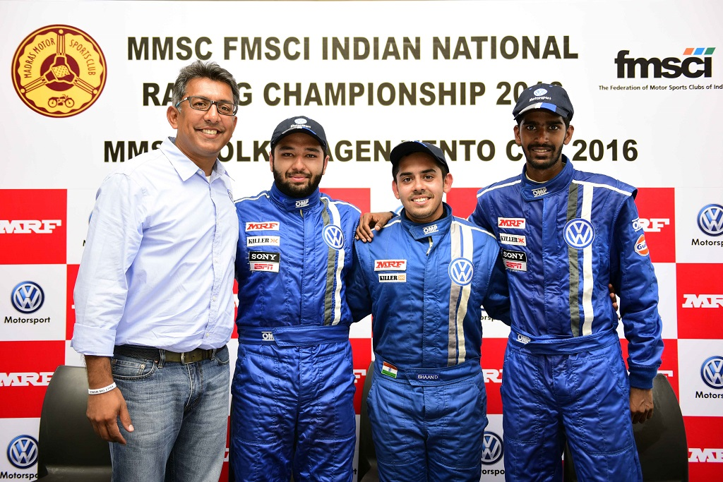 l-rsirish-vissa-head-of-volkswagen-motorsport-india-karminder-pal-si