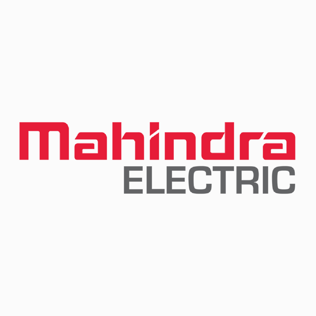 Mahindra Electric  Logo