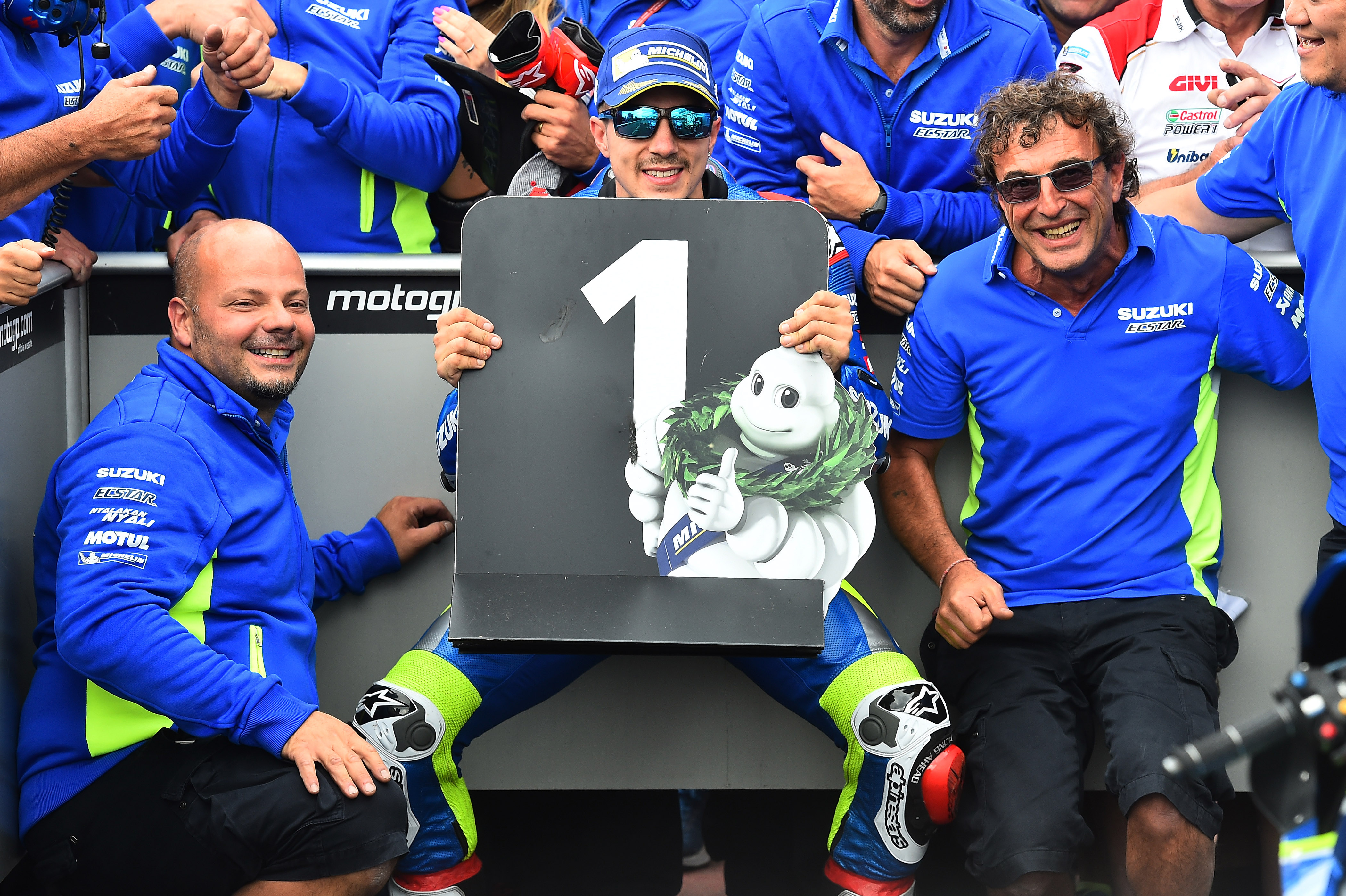 Michelin and Suzuki score Silverstone success as vinales is victorious (2)