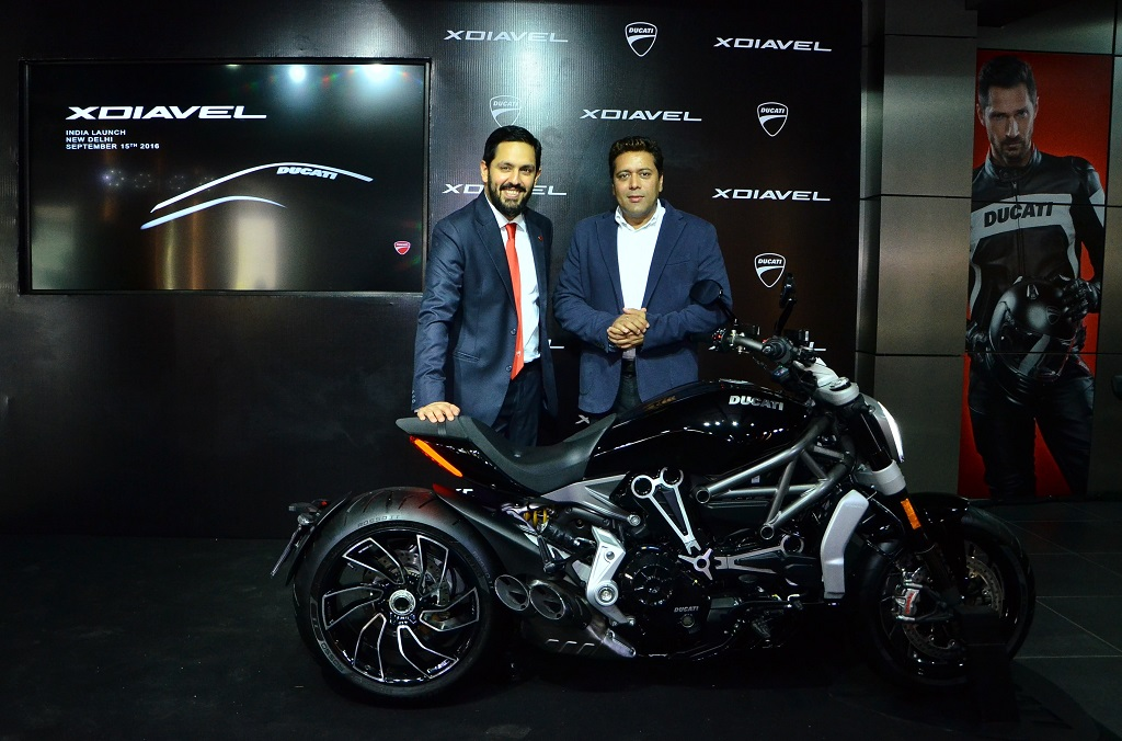 ravi-avalur-managing-director-ducati-india-and-yogesh-phogat-director-of-operations-ducati-india