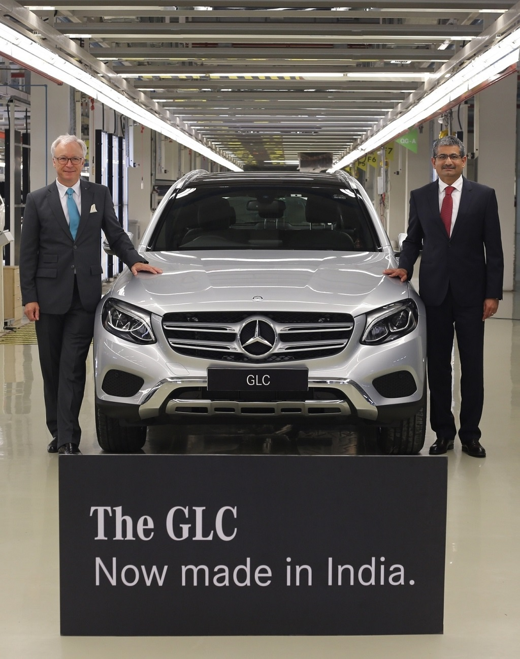 Mercedes Benz Launches The Made In India Glc Adds The