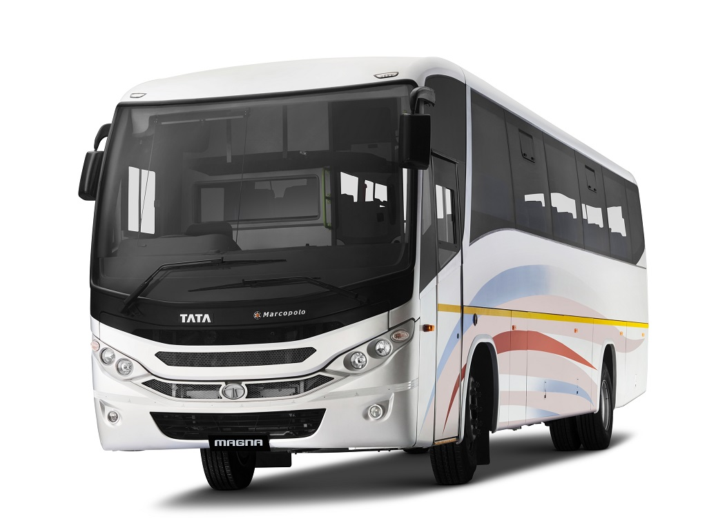Tata Motors bags orders for over 5,000 buses from STU's, across India (2)