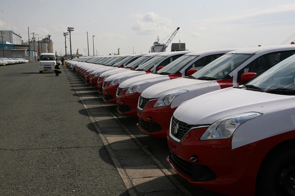the-made-in-india-suzuki-baleno-at-toyohashi-port-japan