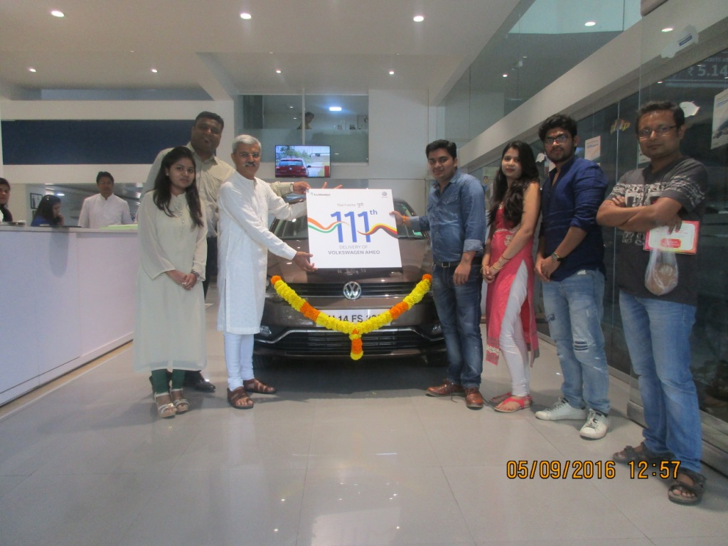 Volkswagen India celebrates Ganesh Chaturthi with record sales (1)
