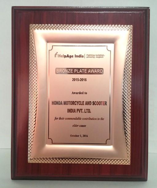 bronze-plate-award_helpage-elder-recognition-elder-support-awards