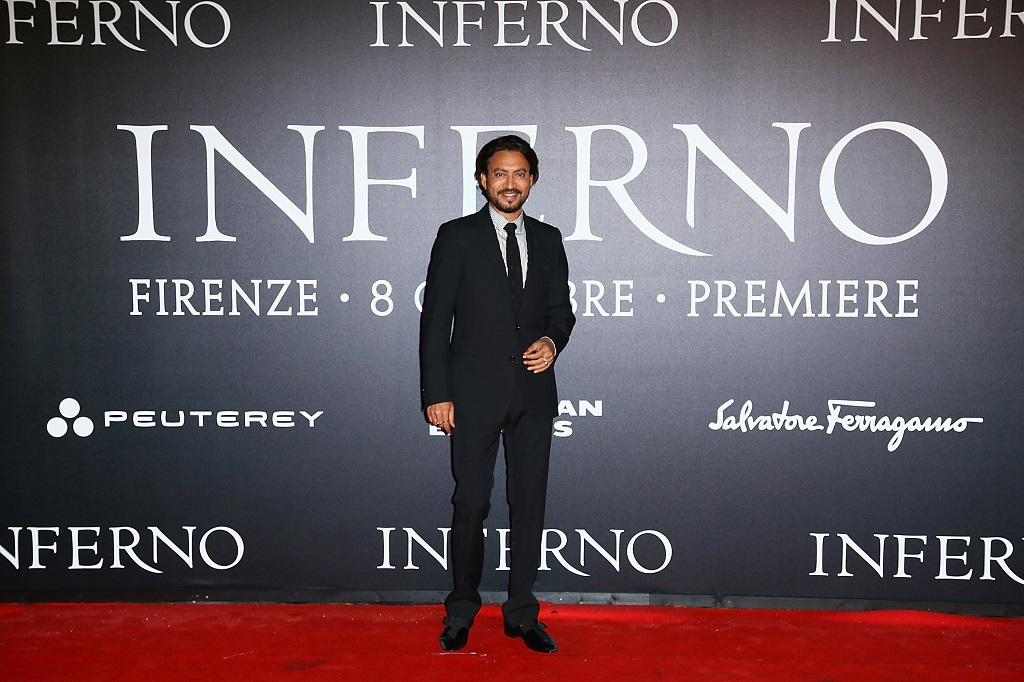 'Inferno' Premiere In Florence