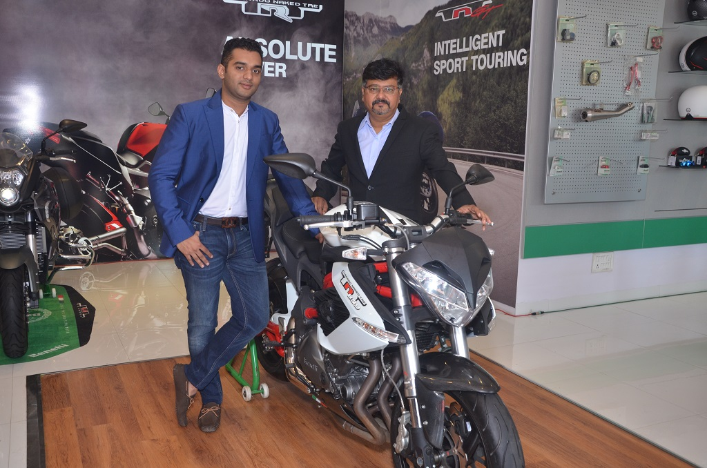 lto-r-mr-yash-tolani-dealer-principal-dsk-benelli-showroom-jogeshwari-and-mr-krishna-malge-avp-dsk-benelli