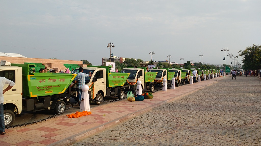 tata-motors-delivers-51-ace-tippers-to-jaipur-nagar-nigam-2