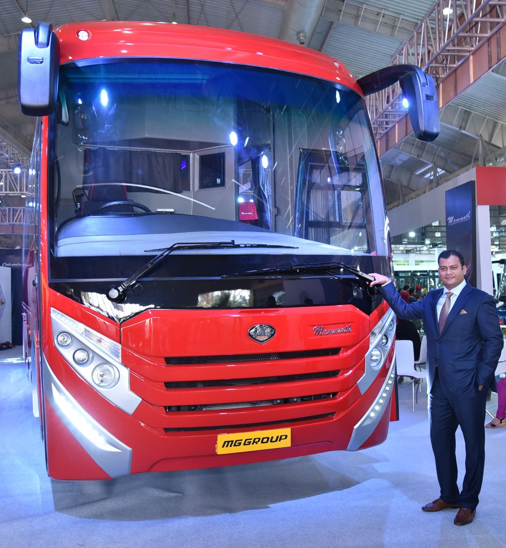 mr-anil-kamat-managing-director-mg-group-at-the-launch-of-mammoth-premium-luxury-coach-at-the-bus-world-india-2016