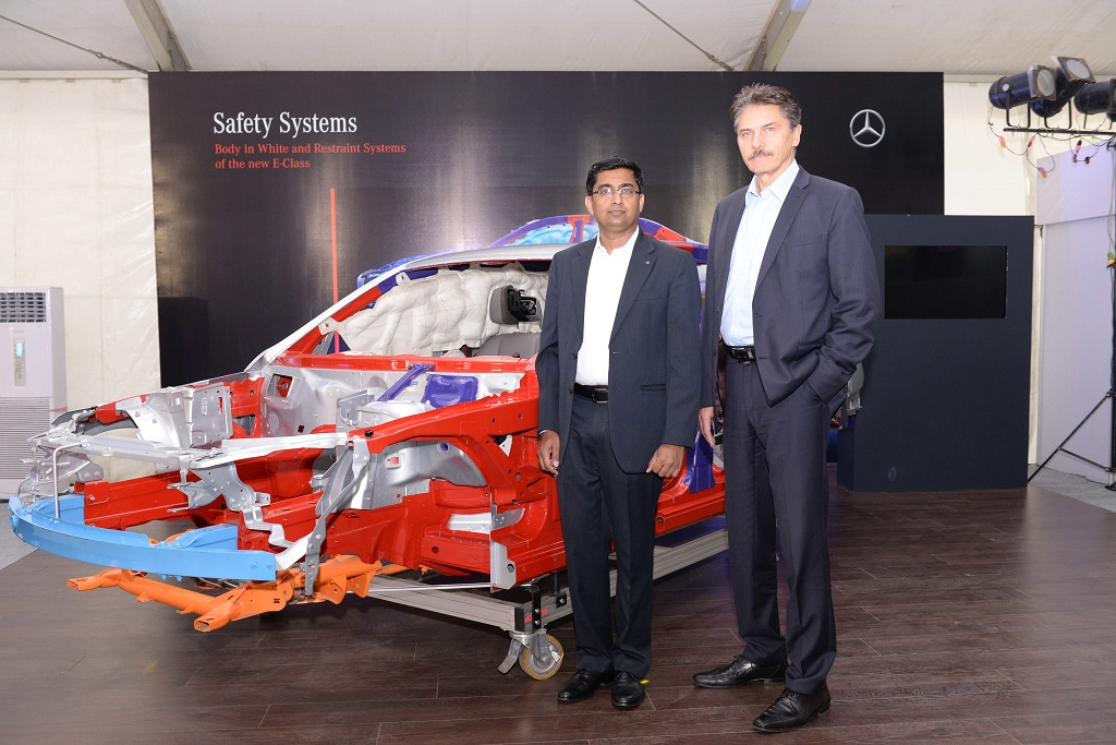 mr-manu-saale-managing-director-ceo-mbrdi-and-prof-schoneburg-director-mercedes-benz-cars-development-safety-durability-corrosion-protection-at-safe-roads-event-in-kolkata