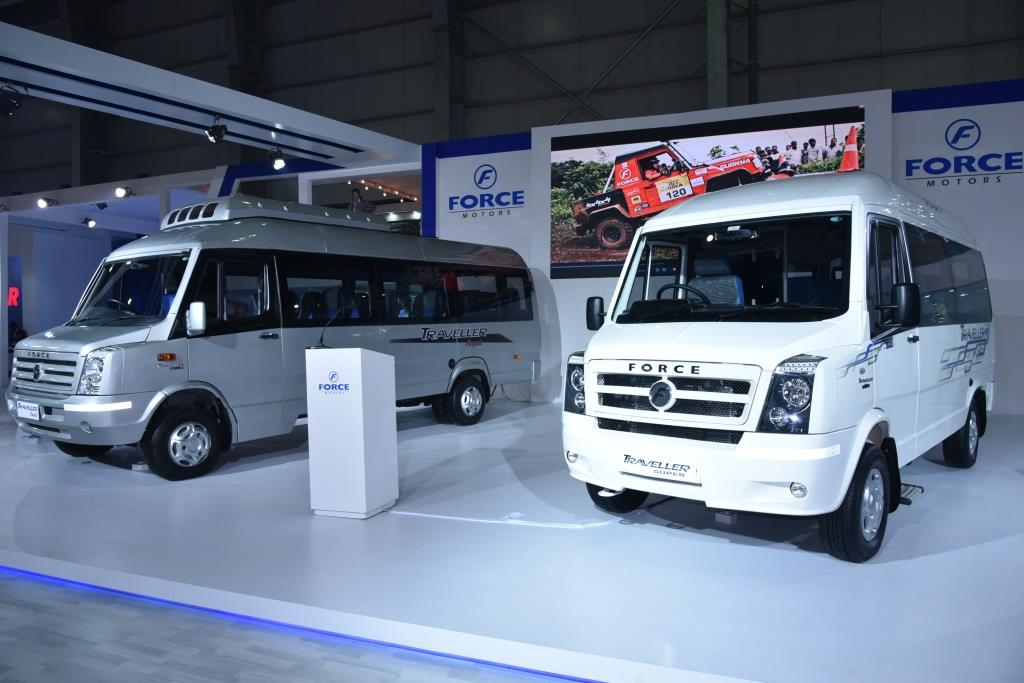 force motors financial results fy 2015 16   auto news press