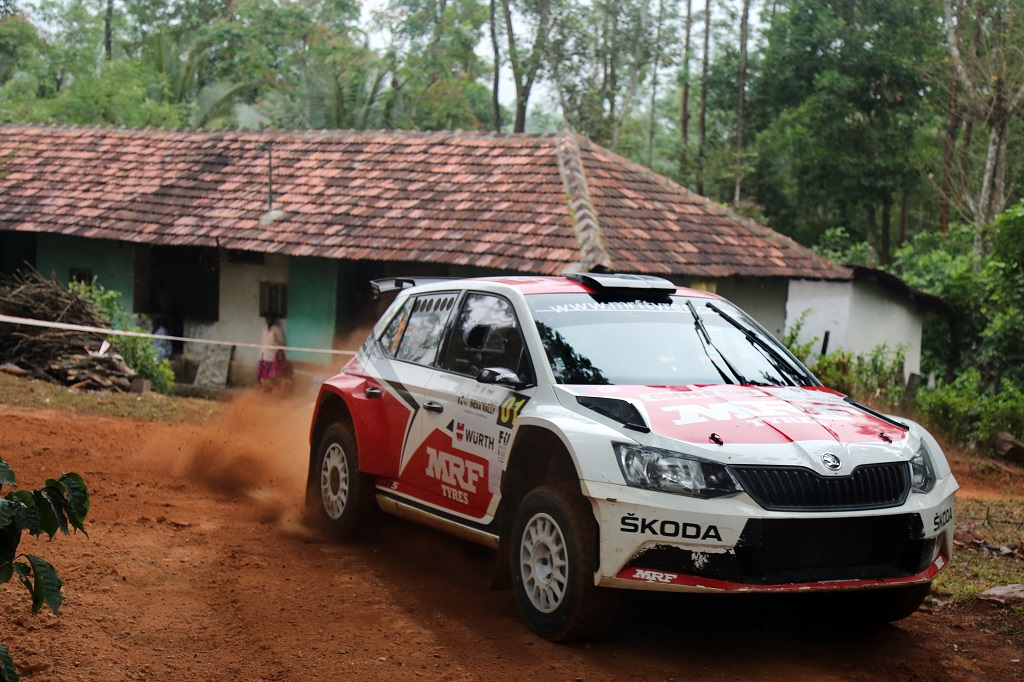 skoda-at-the-aprc-rally-in-india