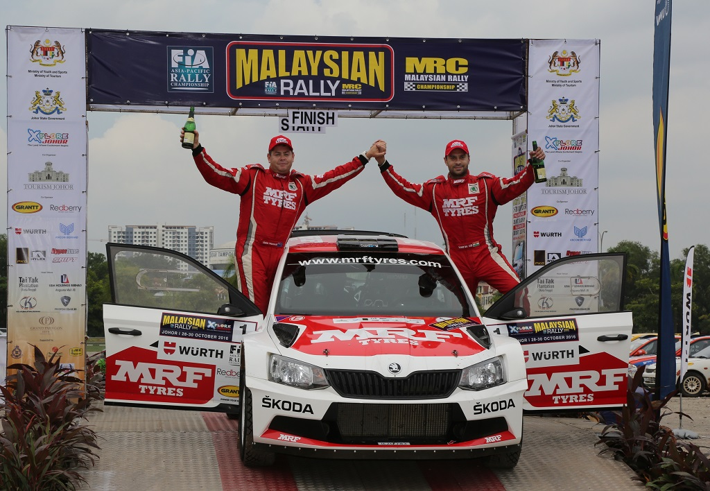 aprc-finale-in-india-local-hero-gill-and-skoda-to-be-welcomed-as-champions-2