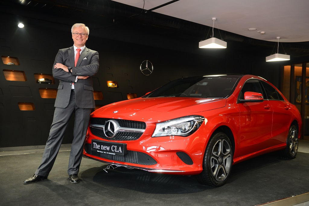 Mercedes benz reinforces its presence in the national for Mercedes benz dealers in md