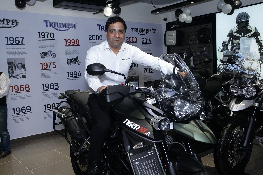 vimal-sumbly-managing-director-triumph-motorcyles-india