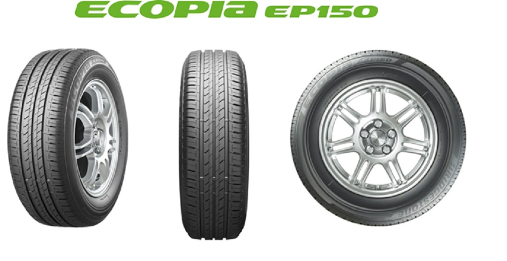 bridgestone s ecopia ep150 featured as the original equipment tyre for maruti suzuki s ignis. Black Bedroom Furniture Sets. Home Design Ideas