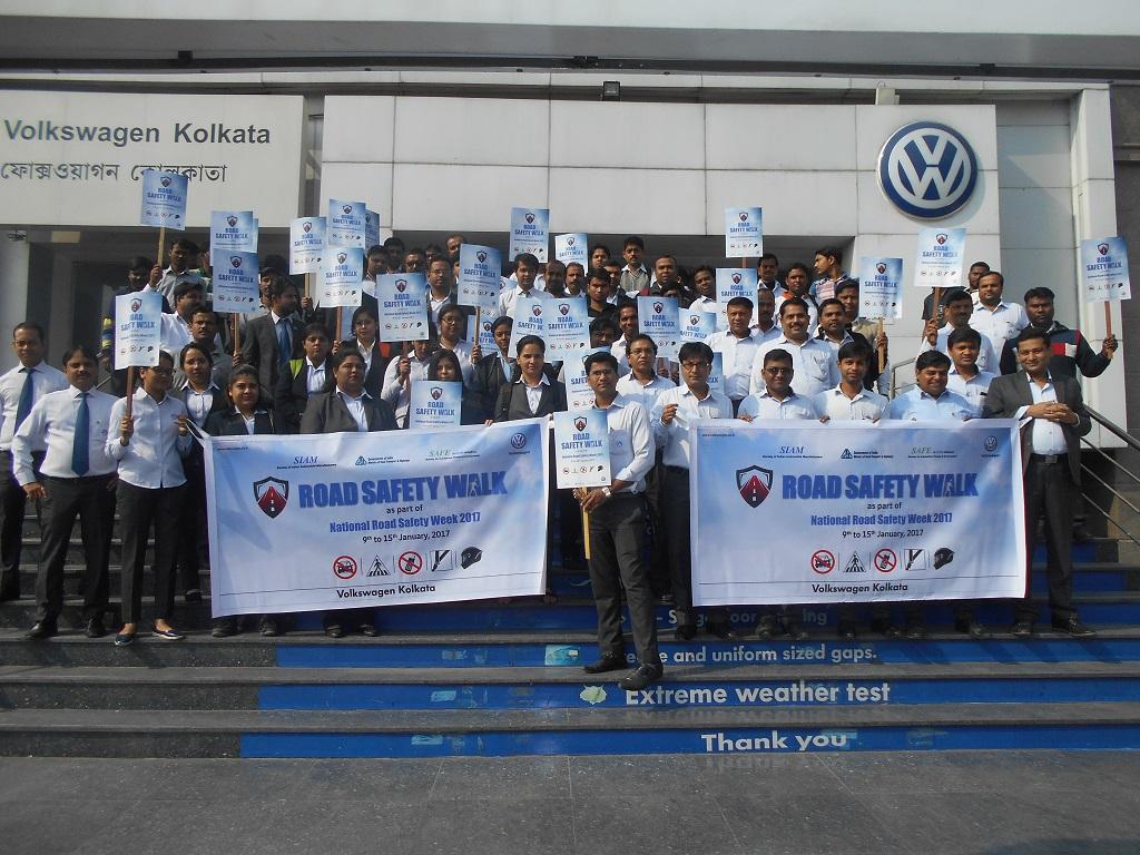 Volkswagen Dealerships Across India Celebrate National