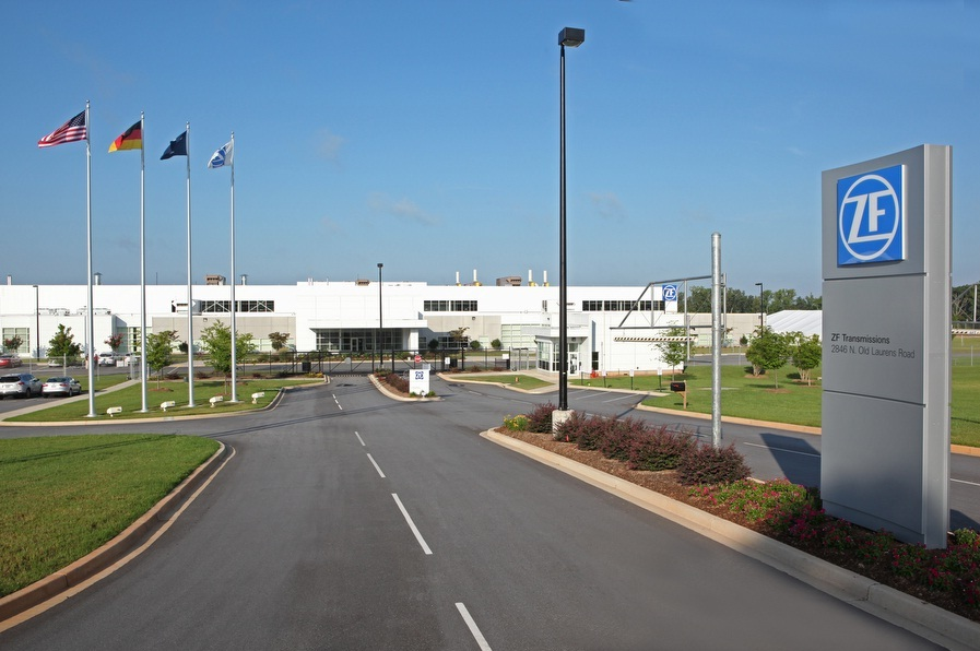 Zf Opens Passenger Car Transmission Plant In The U S