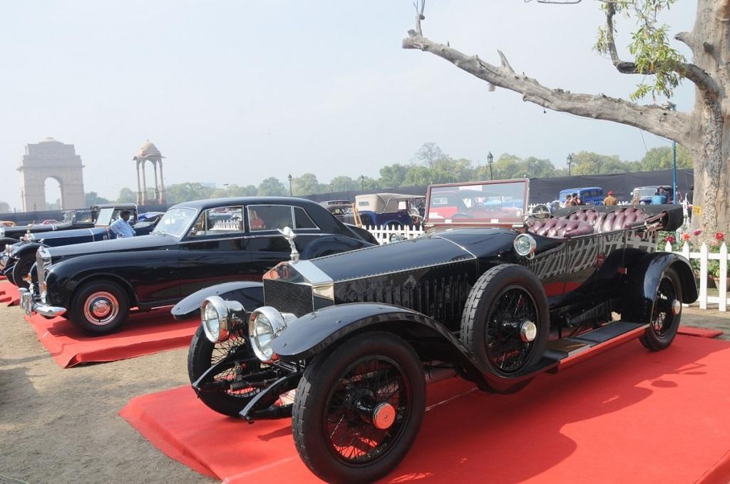 Delhi celebrates the spirit of Heritage motoring at 21 Gun ...
