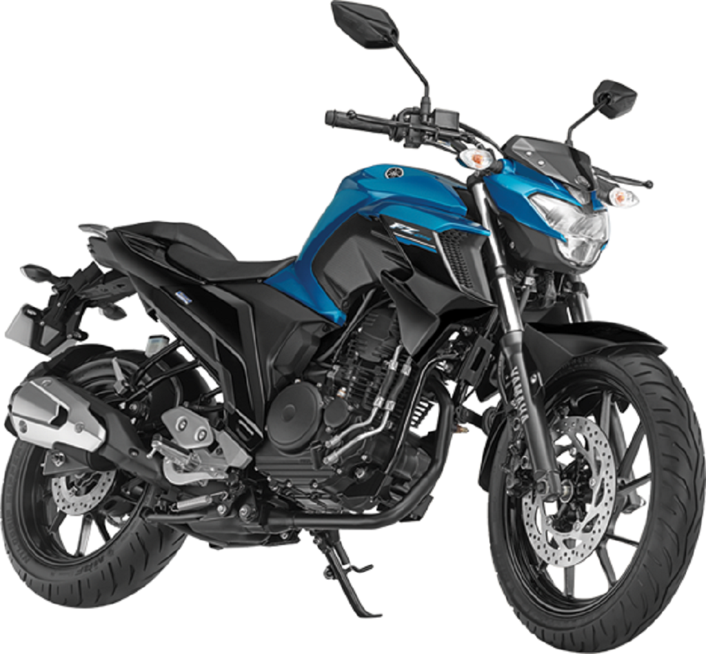 Yamaha 39 s all new powerful fz25 debuts in india auto news for Yamaha fz bike price