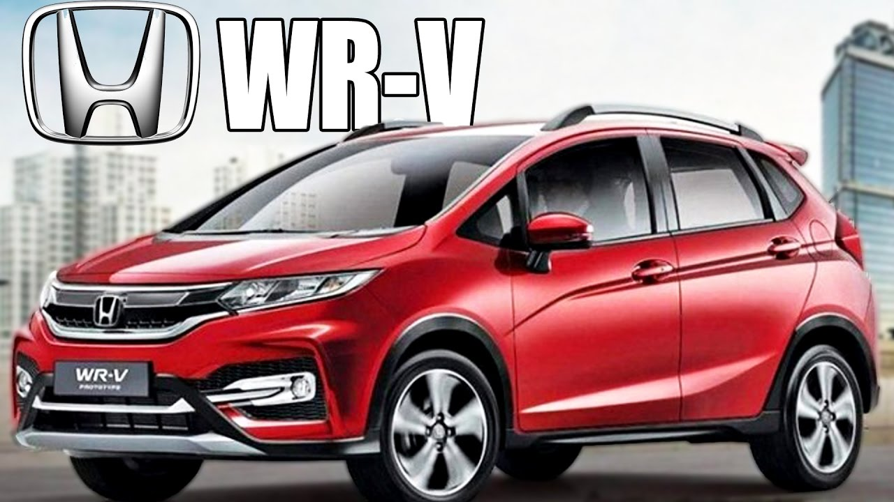 Honda Cars India To Launch New Model WR V On March 16