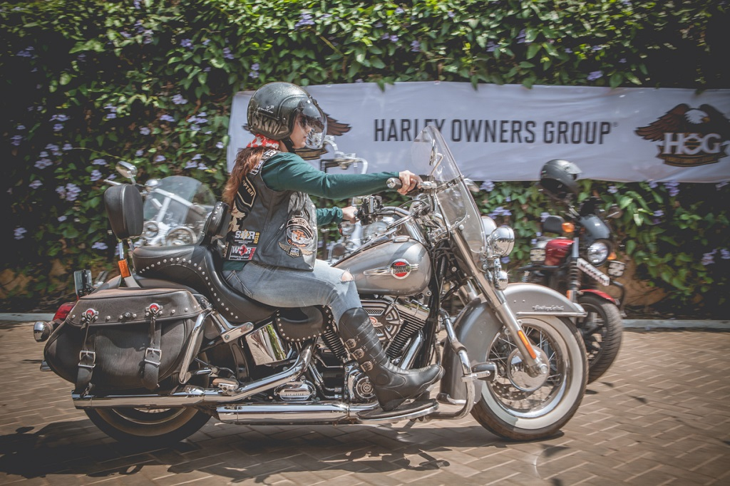 Harley Davidson India Inaugurates Ladies Of Harley As Its 28th
