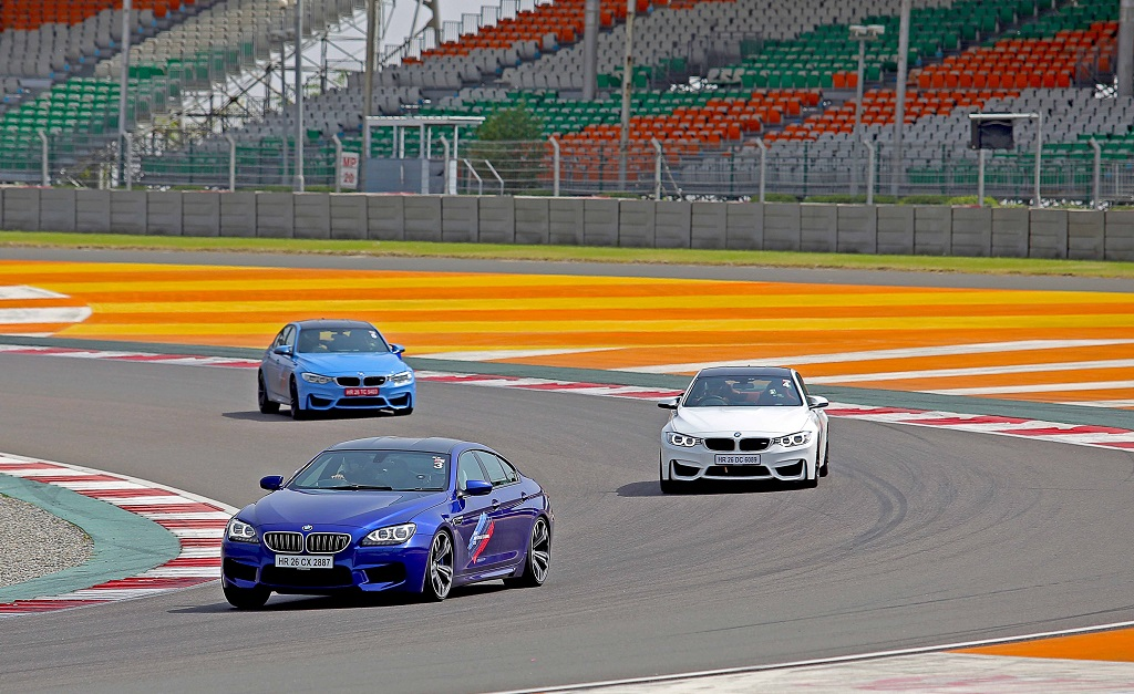 Rev Up In Style Bmw India Launches Bmw M Performance Training