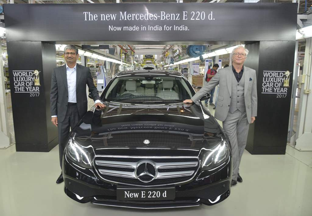 Mercedes-Benz introduces the \'World Luxury Car of the Year\' in its ...