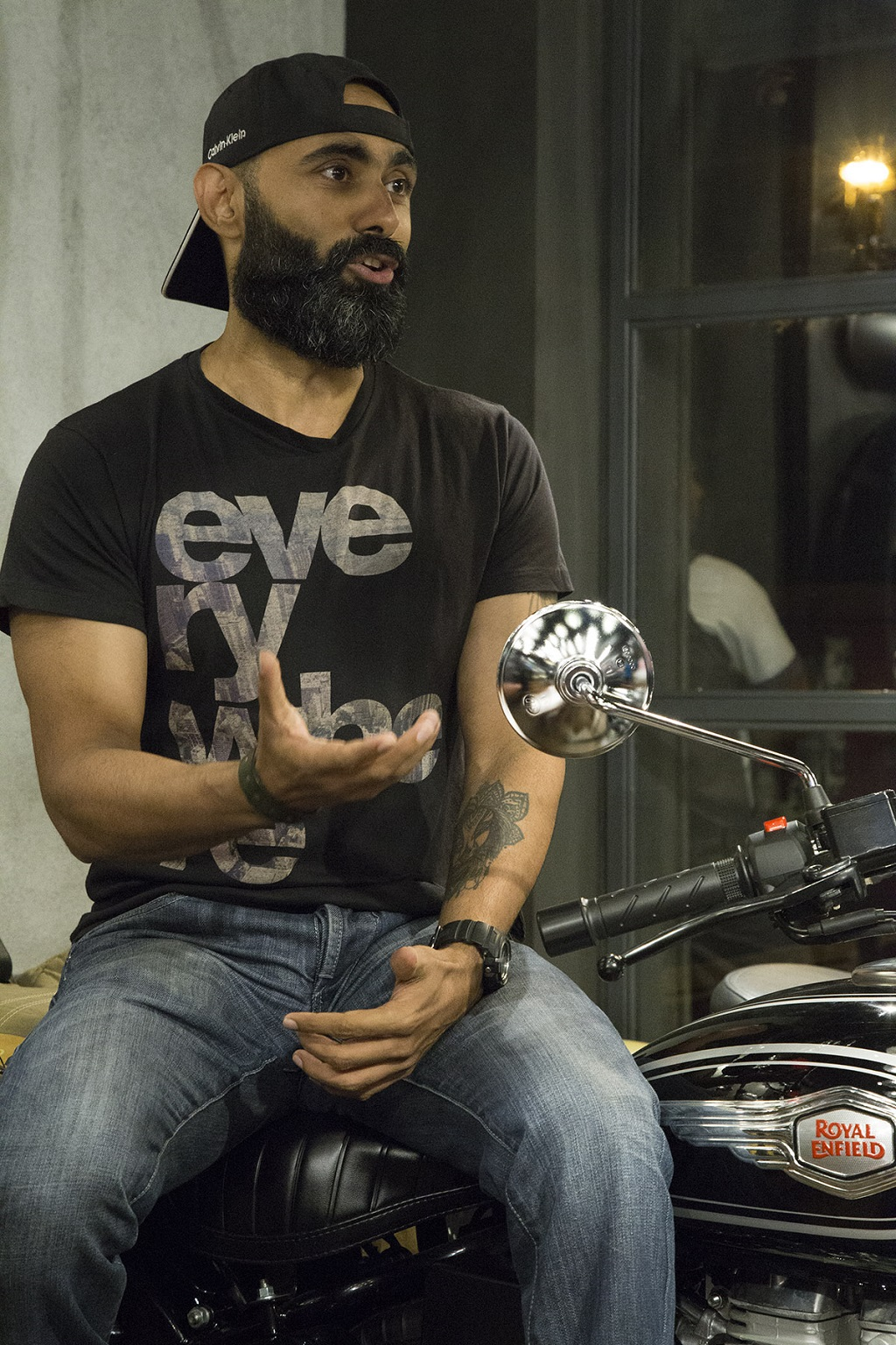Royal Enfield Celebrates The Spirit Of Riding With Motorcycle