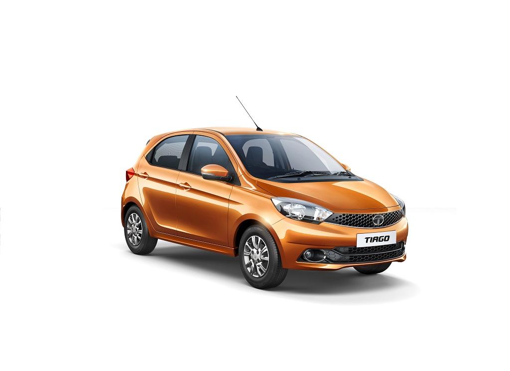 Tata Tiago Crosses 1 Lakh Bookings Auto News Press