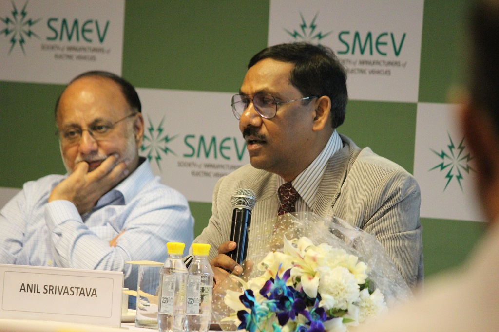 Smev Working Closely With Niti Aayog And Government For