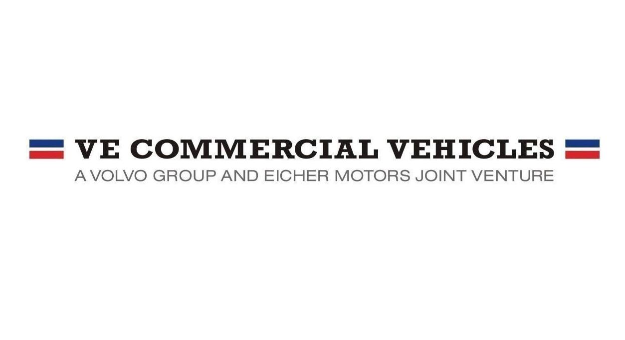 Volvo Eicher Vecv Logo Auto News Press
