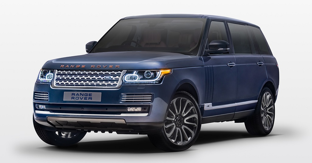 land rover in india launches the range rover autobiography by svo bespoke auto news press. Black Bedroom Furniture Sets. Home Design Ideas