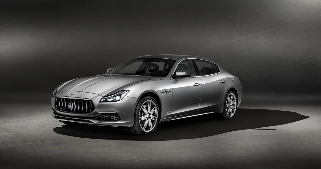 2018 Maserati Quattroporte Gts Launched In India Auto News Press