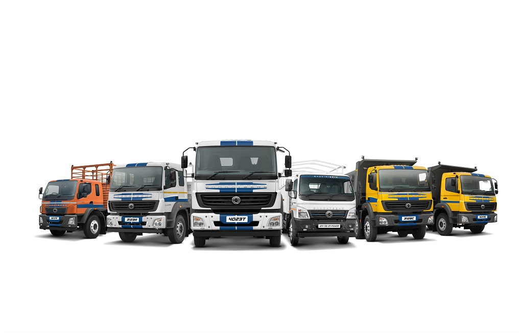 BHARATBENZ GAINS TRACTION - Truck & Bus News