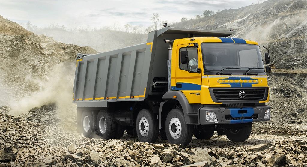 Daimler India Commercial Vehicles Records Strong Results
