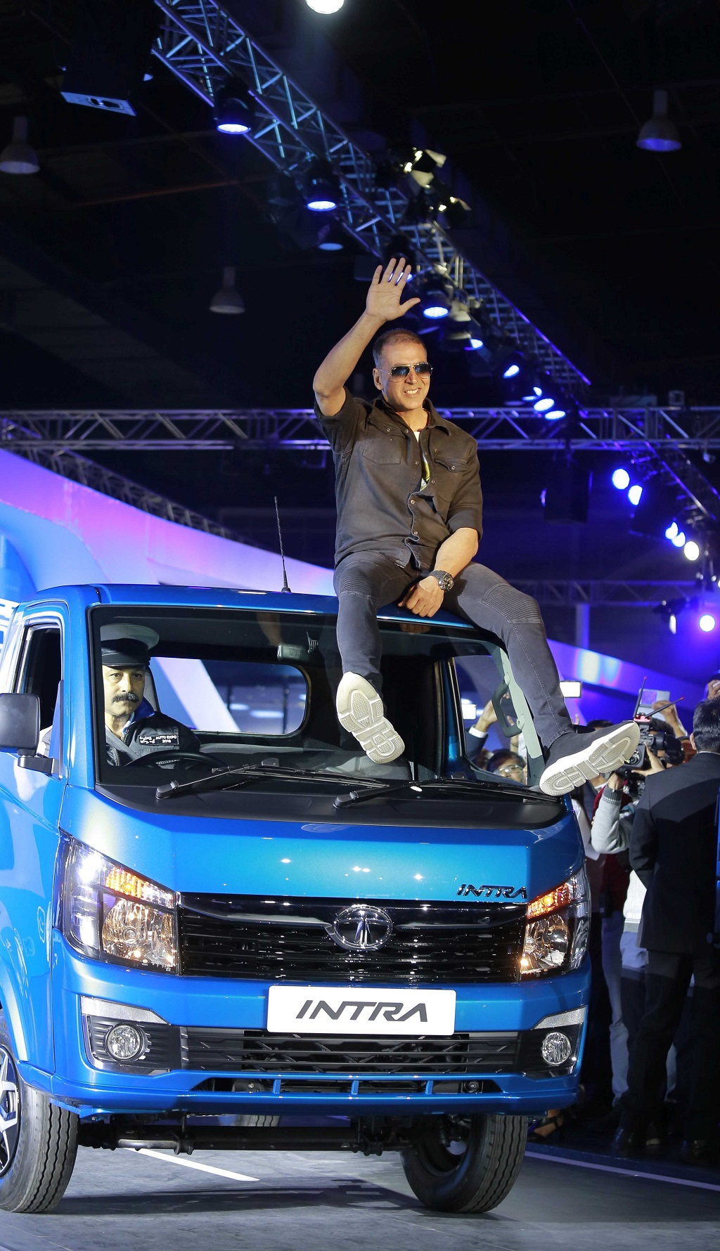 Tata Motors Shaping India S Future With Smart Mobility