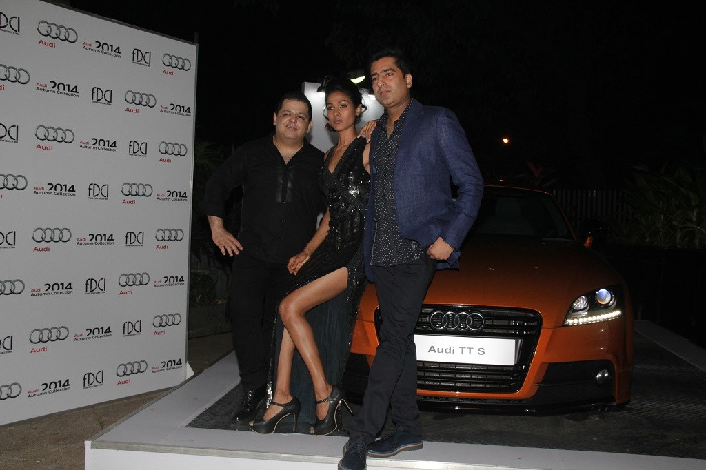 Fdci In Association With Audi Showcases Sporty Progressive And