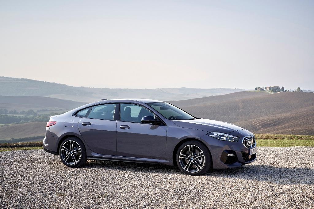 02 Set 1 Image BMW 2 Series Gran Coupe