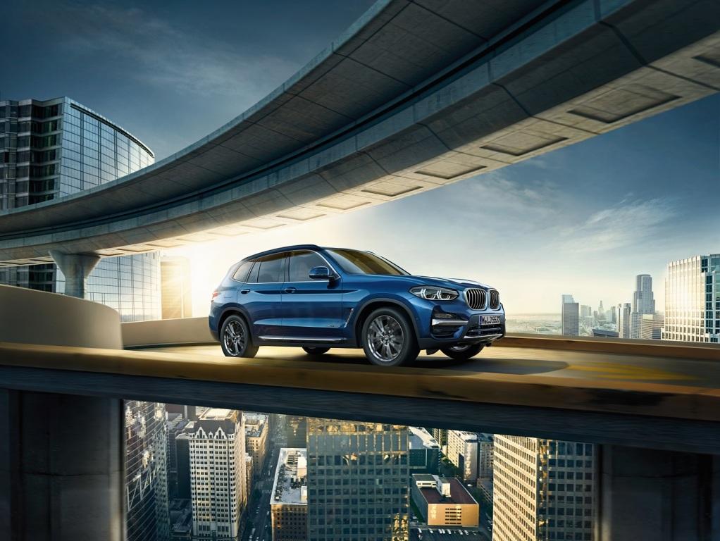 03 Image BMW X3 xDrive SportX